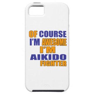 Selbstverständlich bin ich Aikido-Kämpfer Etui Fürs iPhone 5