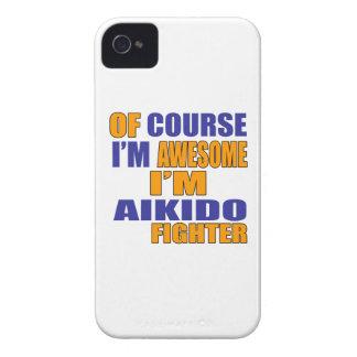 Selbstverständlich bin ich Aikido-Kämpfer iPhone 4 Hülle