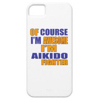 Selbstverständlich bin ich Aikido-Kämpfer iPhone 5 Case
