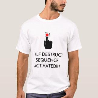 SELBSTzerstörung T-Shirt