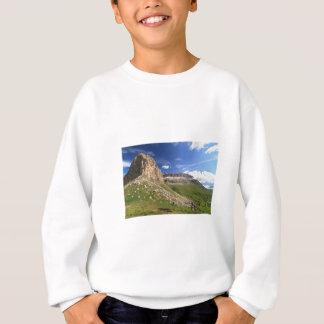 Sella Berg und Pordoi Durchlauf Sweatshirt