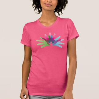 Seltener Krankheits-Tagesamerikanischer T-Shirt