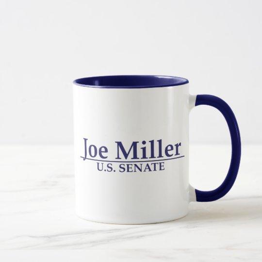 Senat Joes Miller US Tasse