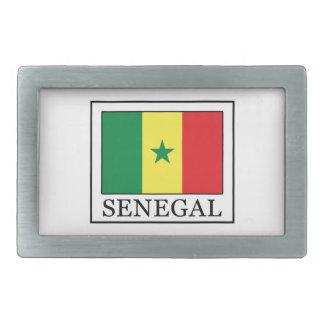 Senegal Rechteckige Gürtelschnalle