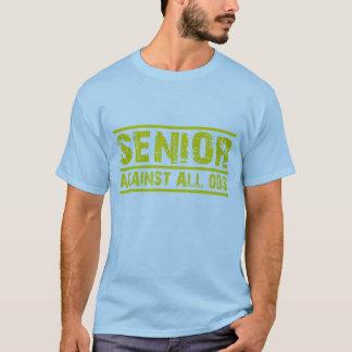 Senior gegen allen Ods T-Shirt