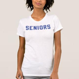Senior-Shirt der Frauen T-Shirt