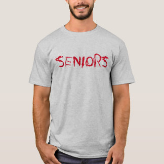 """""""Senior"""" T - Shirt"""