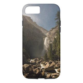 Senken Sie Yosemite Falls nachts iPhone 8/7 Hülle
