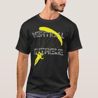 SENKRECHT aufs äusserste treiben es T-Shirt