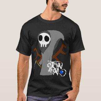 Sensenmann-Shirt - Dunkelheit T-Shirt