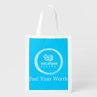 Sentez votre en valeur le sac réutilisable sac d'épicerie