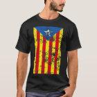 Senyera Estelada Blava Antiga T-Shirt