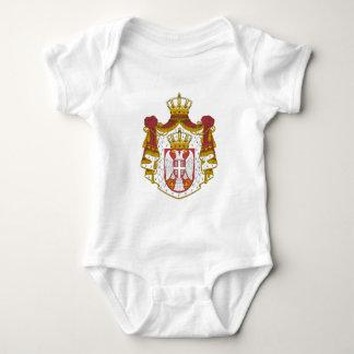 Serbische Mantelarme Baby Strampler