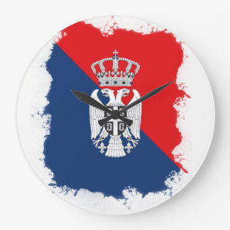 Serbische Uhr