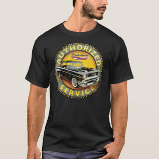 Service-Zeichen Chevrolets Bel Air T-Shirt