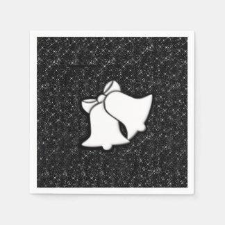 Serviette Jetable C'est nos serviettes de papier de fête de Noël de