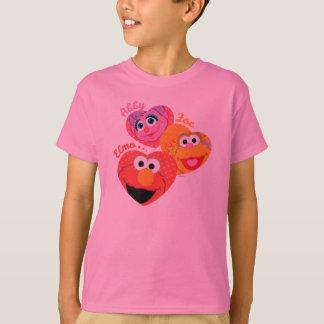 Sesame Street-Freunde T-Shirt