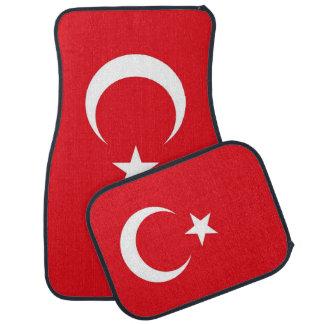 Set Automatten mit Flagge von der Türkei Automatte