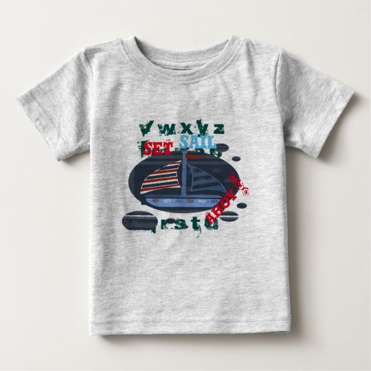 Set-Segel Baby T-shirt