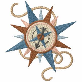 Set-Segel-Kompass-Rose