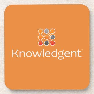 Set von 6 Knowledgent Untersetzer