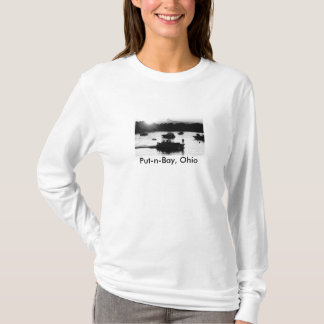 Setzen-n-Bucht Foto T-Shirt