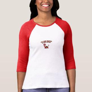 SETZEN SIE ETWAS ROTBARSCH IN UR YAPPER EIN T-Shirt