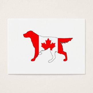 Setzer Kanada Visitenkarte