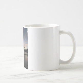 Seychelle Inselsonnenuntergang Kaffeetasse