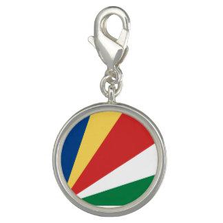 Seychellen-Flagge Charms