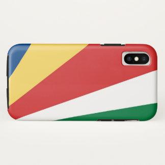 Seychellen iPhone X Hülle