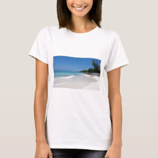 Seychellen-Strand T-Shirt