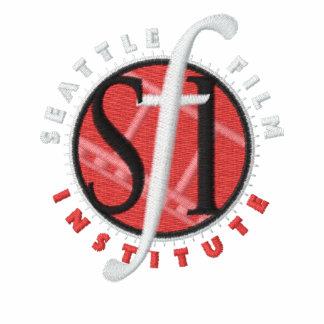 SFI gesticktes Logo-Dunkelheits-Polo