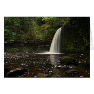 Sgwd Gwladys Wasserfall 1 Karte