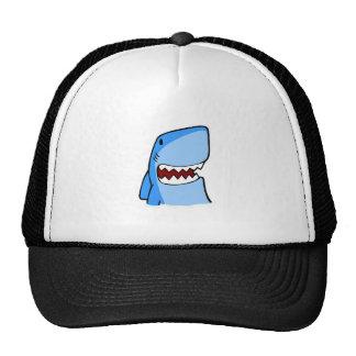 Shaaark Profil-Fernlastfahrerkappe Kult Cap