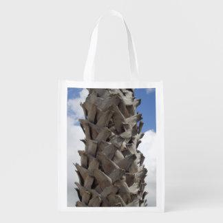 Shaggy Palme-wiederverwendbare Tasche Wiederverwendbare Einkaufstasche