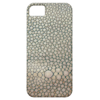 Shagreen Beige Barely There iPhone 5 Hülle