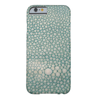 Shagreen Seafoam Grün Barely There iPhone 6 Hülle
