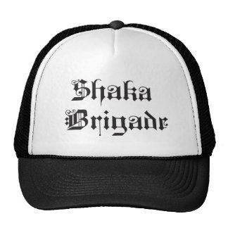 Shaka Brigade - Fernlastfahrer-Hut Netzcap