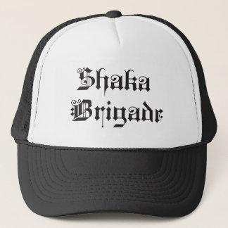 Shaka Brigade - Fernlastfahrer-Hut Truckerkappe