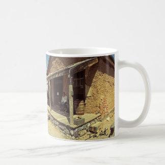 Shakespeare-Geisterstadt Kaffeetasse