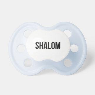 Shalom Blau-Schnuller Schnuller