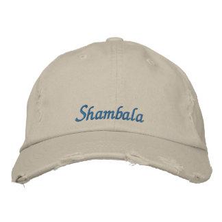 Shambala beunruhigte Hut