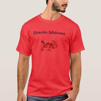 Shaolin Mittelwesten T-Shirt