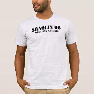Shaolin nach Westen neu T-Shirt