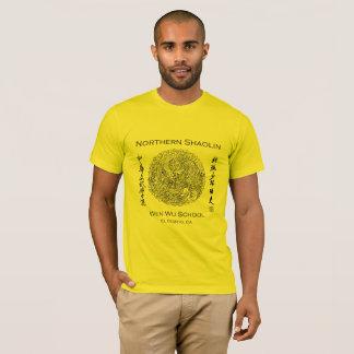 Shaolin T - Shirt für Männer - Gold