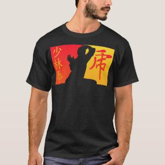 Shaolin Tiger (auf Schwarzem) T-Shirt