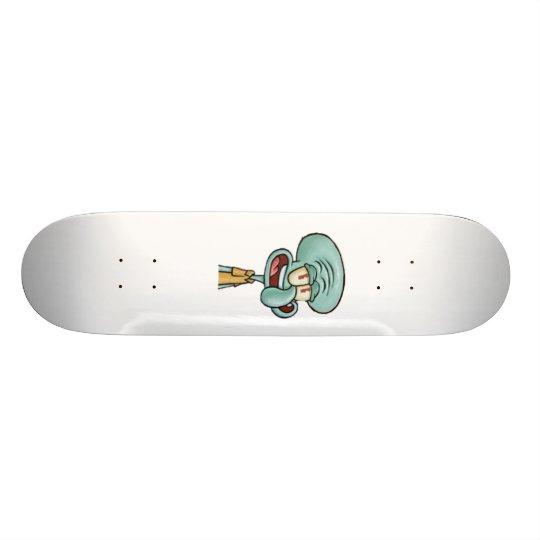 Shape Skate Von Tintenfisch Weichtier Individuelle Skateboards