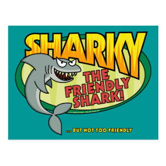 Sharky Postkarten
