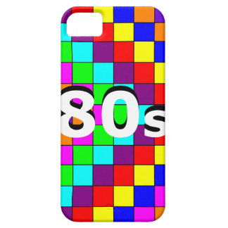 Sharnias ` 80er' Mobiltelefon-Kasten Hülle Fürs iPhone 5